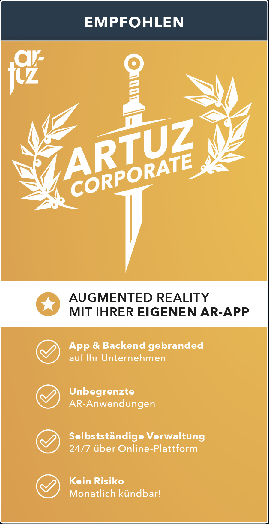 AR-TUZ Corporate!