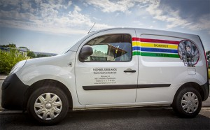 Fahrzeugbeschriftung Coburg