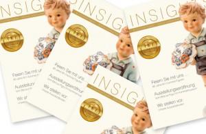 Hummel Manufaktur - INSIGHTS Clubmagazin