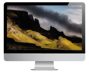 Kalender Isle of Skye 2016 von Frank Heumann