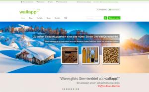 Online Shop Jetzt Gehts Los Mit Wallapp