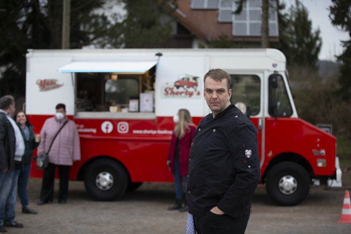 Shorty Foodtruck Catering Oliver Popp