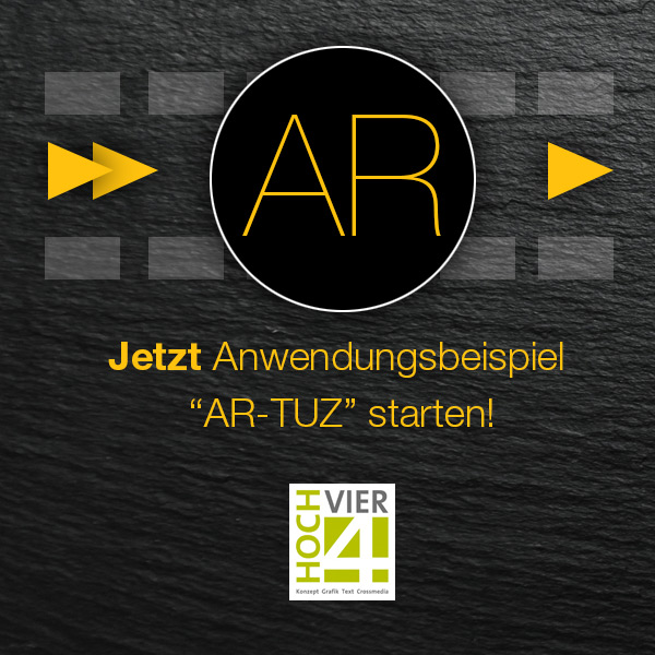 AR-hochvier, Augmented Reality Agentur