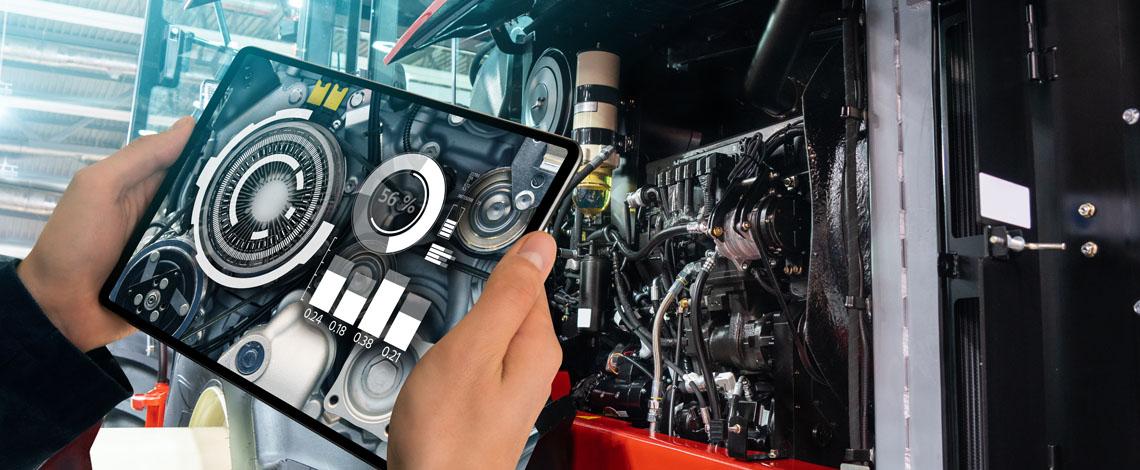 AR im Maschinenbau