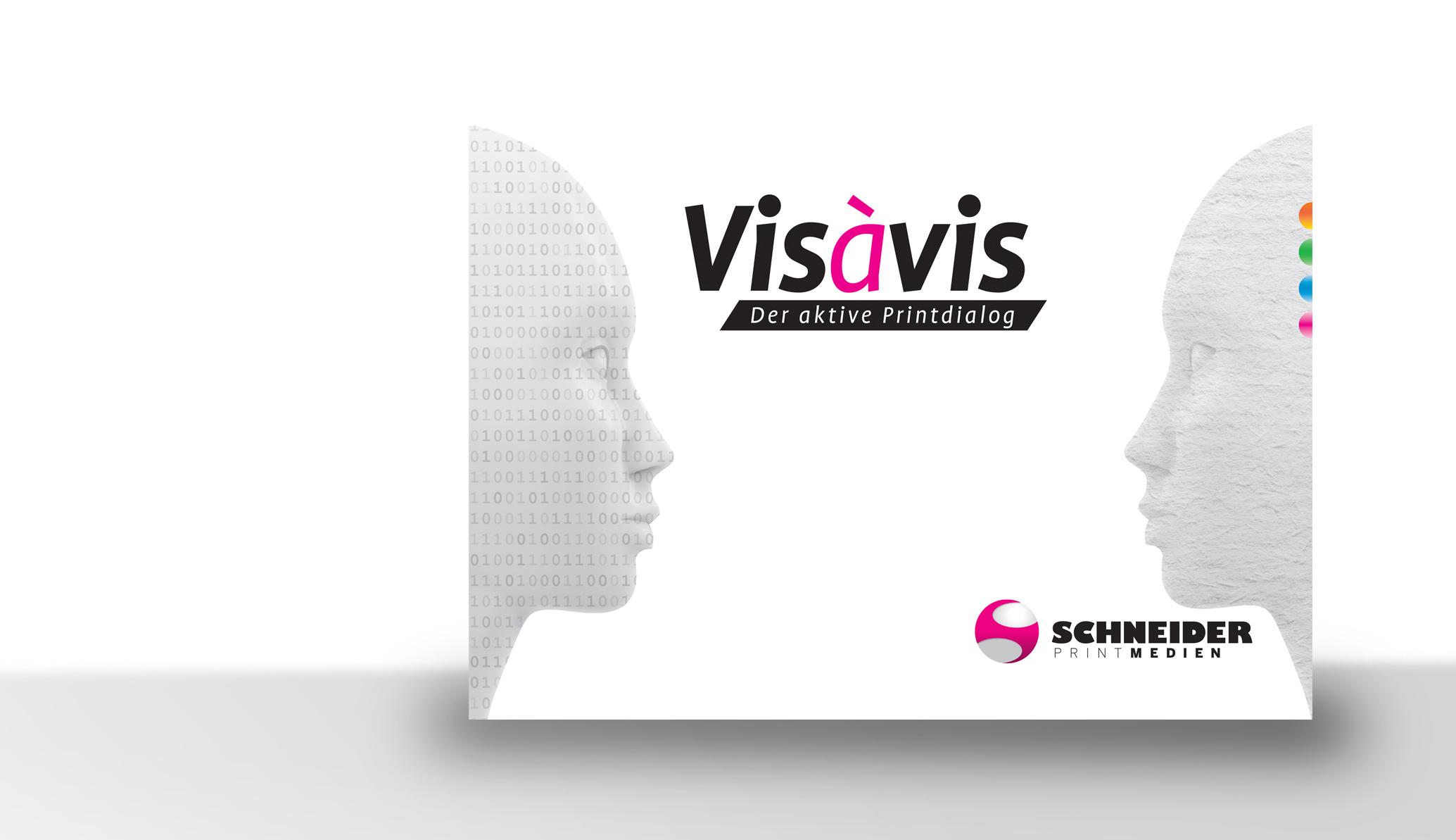 Werbeagentur für Fa. Schneider