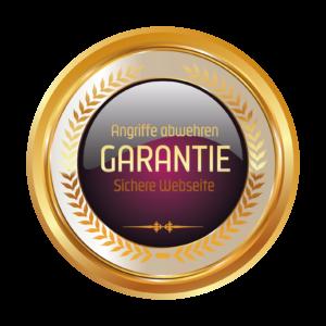 Wartungsvertrag Garantie Webseite