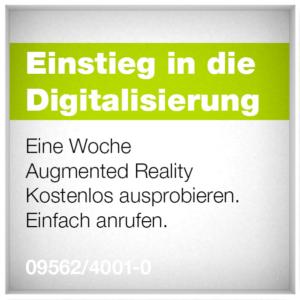 Werbeagentur und Augmented Reality Agentur
