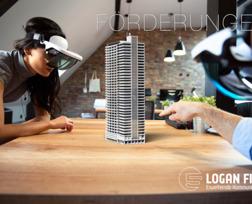 Förderung Augmented Reality