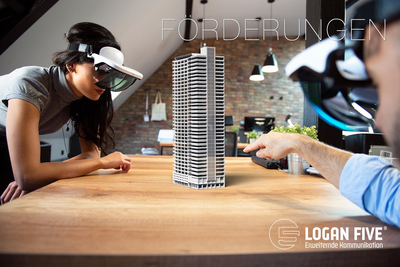 Förderung Augmented Reality