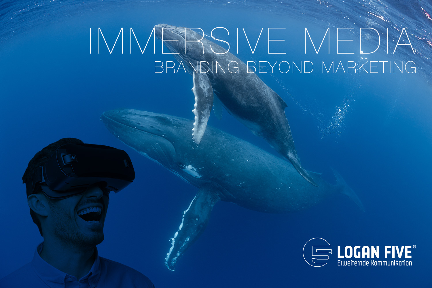 Immersive Media by Logan Five