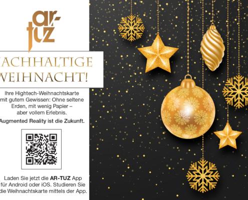 Digitale Weihnachtskarte 2019