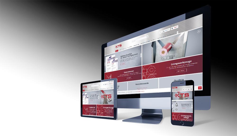 KTS Shop Webdesign Agentur