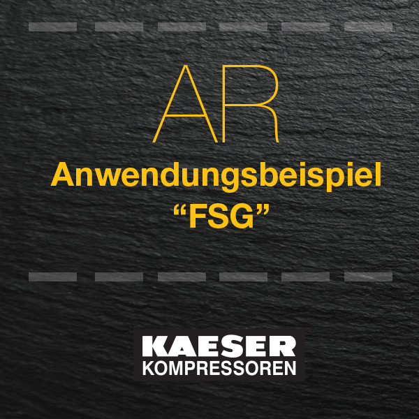 AR Augmented Reality Kaeser