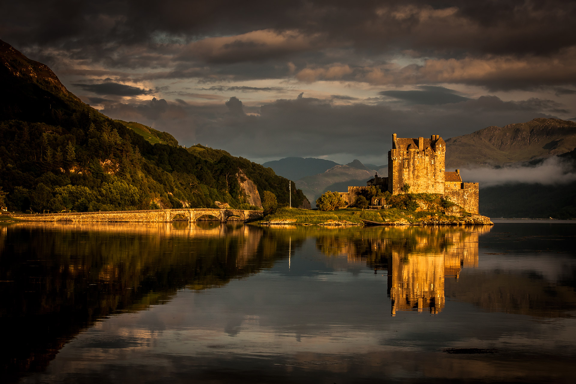 Eilean Donan Castle, Frank Heumann, National Geographic, Week Winner