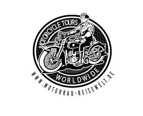 Motorrad-Reisewelt