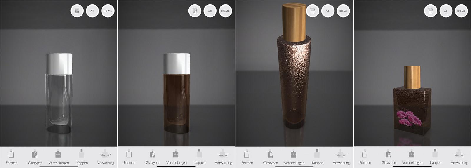 Produkt-Konfiguration mit AR