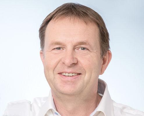 Geschäftsführer Ralf Faass