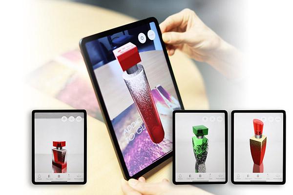 Virtual Designer Glas Veredelung Konfigurator