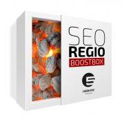 SEO-Software, SEO-Regio-Boostbox von Logan Five. SEO coburg