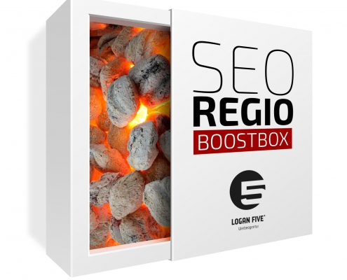 SEO-Software, SEO-Regio-Boostbox von Logan Five. SEO coburg