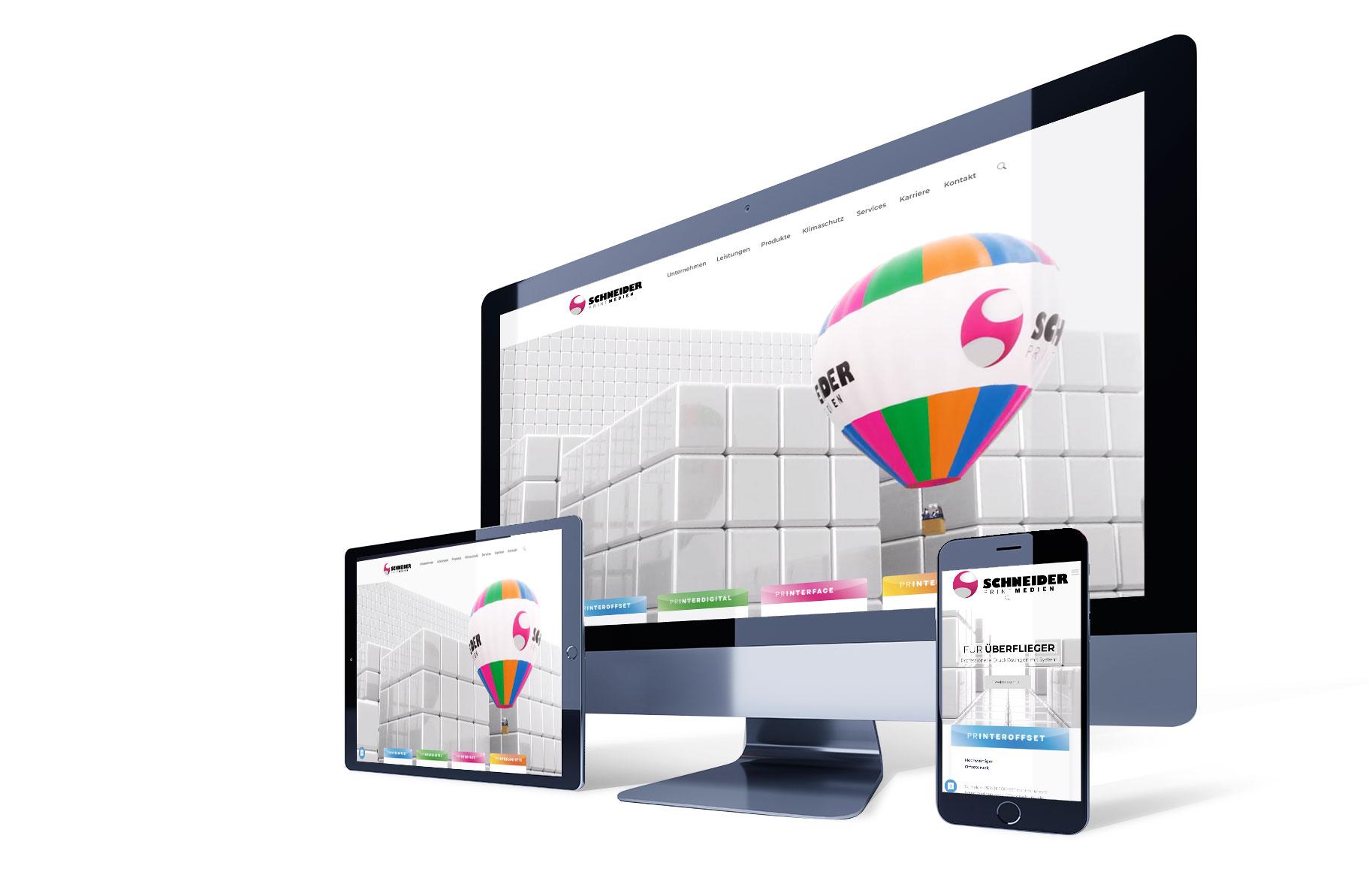 Webdesign Sonneberg, Webdesign Coburg, Webdesign Lichtenfels, Webdesign Bamberg
