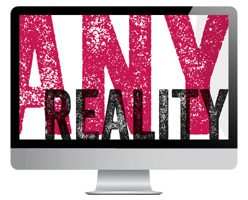 Reality, Any Reality by Logan Five