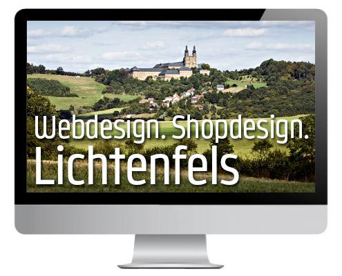 Webdesign Lichtenfels. Shopdesign Lichtenfels. eCommerc Lichtenfels.