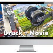 Augmented Reality Druckerei