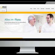 Responsive Webseite Urologie Rödental