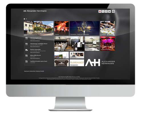 Andere Webseite: Alexander Herrmann