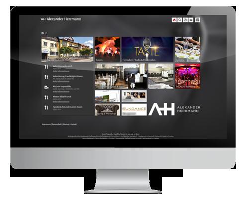 Ihre Unternehmens-Webseite