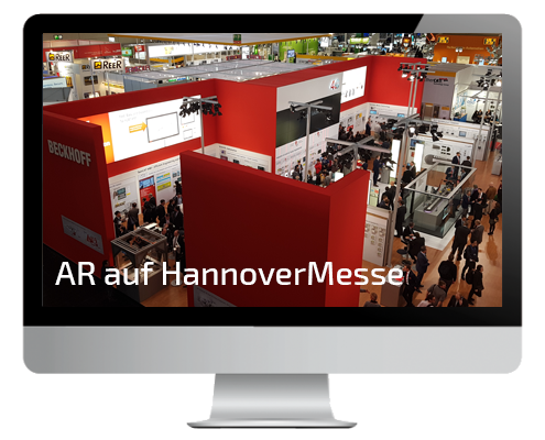Messe und Augmented Reality