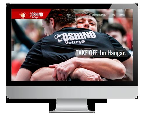 Homepage für Vereine, Coburg, Kronach, Bamberg, Lichtenfels, Sonneberg, Eltmann