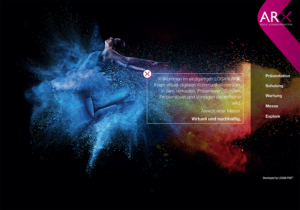 Werbeagentur und Augmented Reality Agentur, ARX – Agile Kommunikation by Logan Five, Virtueller Showroom