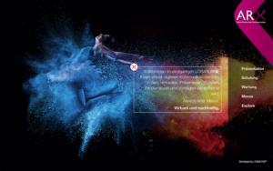LOGAN ARX – virtuelle Zukunft der Messe, digitale Messe, virtuelle Messe
