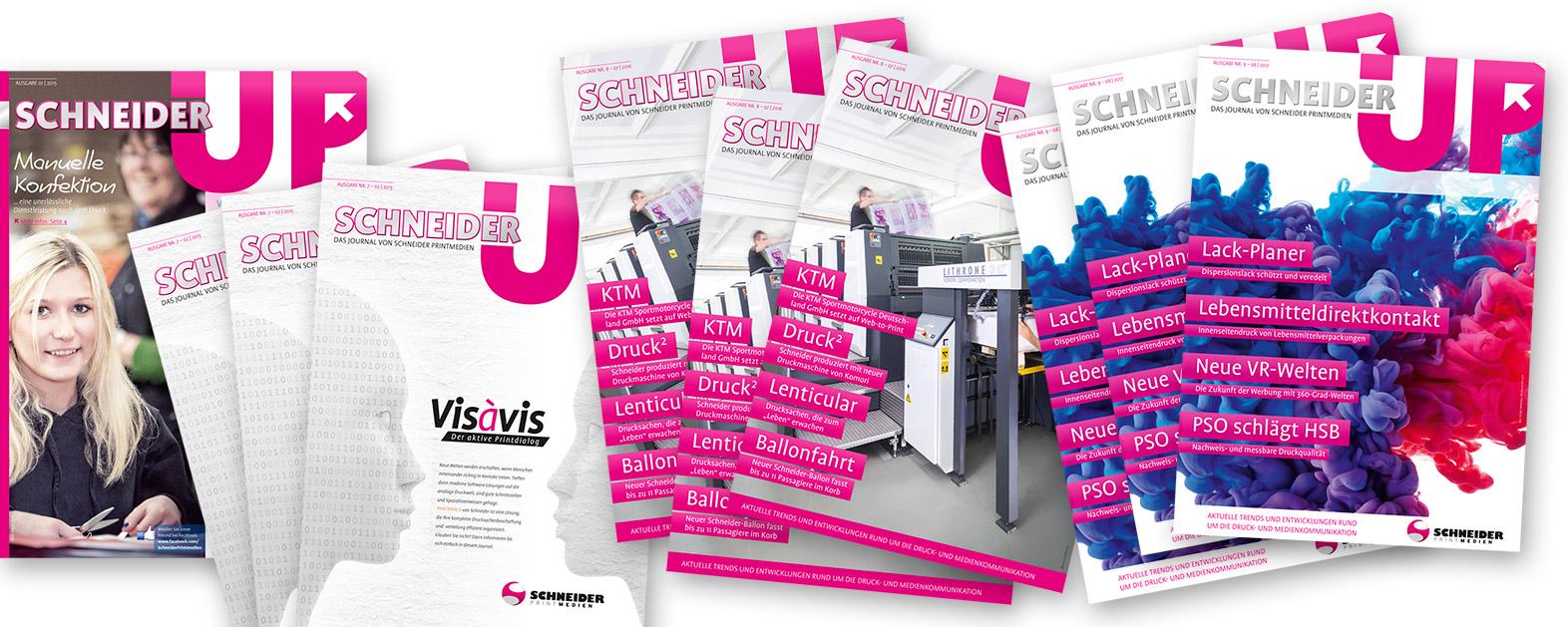 Kundenzeitschriften, Kundenmagazin