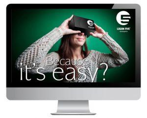 Cardboard Brille Virtual Reality