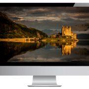 Fotografie Coburg, Frank Heumann, Eilean Donan Castle
