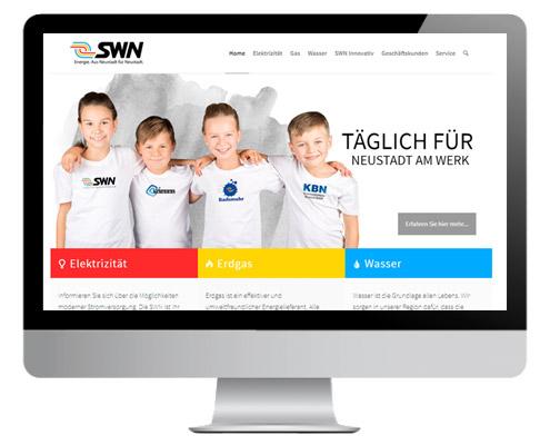 Webdesign Süddeutschland