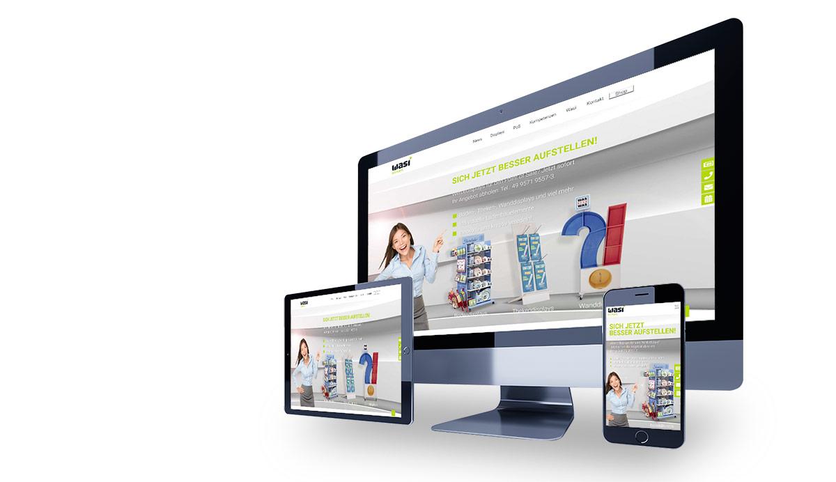 Übernahme Webseite