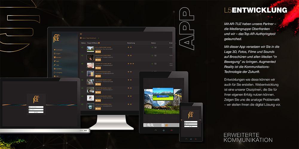 Entwicklung von Apps