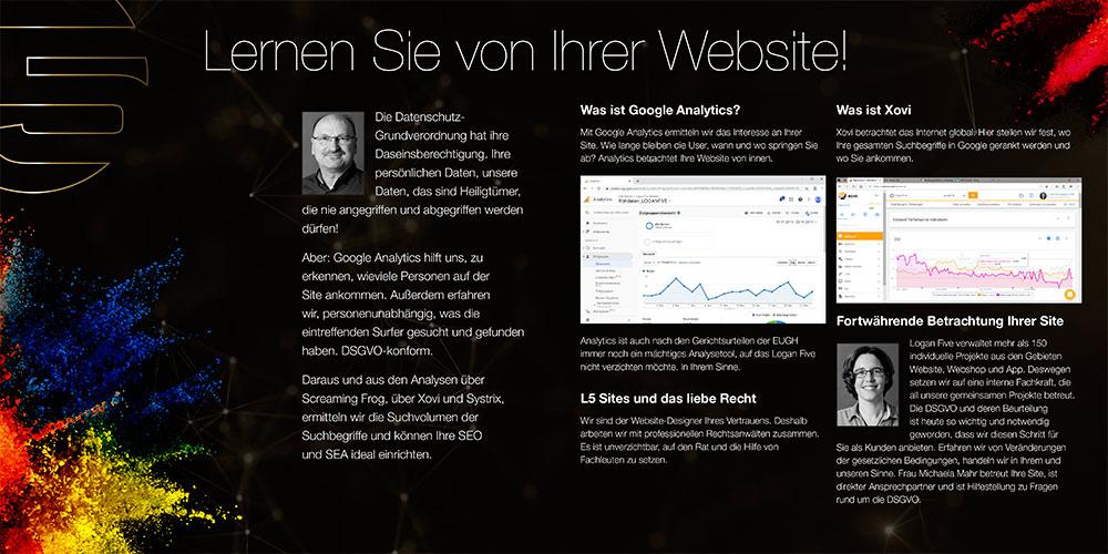 Seo und responsives Webdesign Coburg