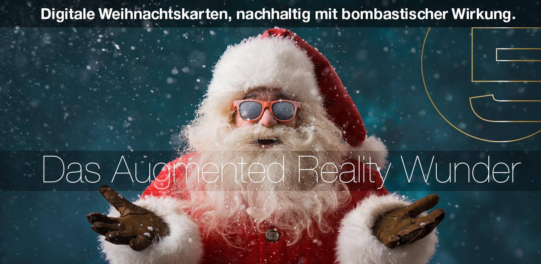 Virtuelle Weihnachtskarten.Digitale Weihnachtskarte Markenbotschafter Par Excellence