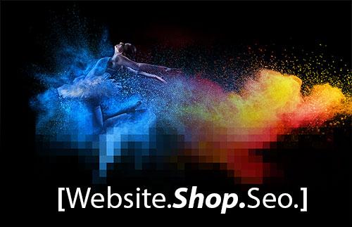 Werbeagentur Webdesign Shop