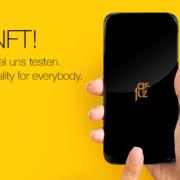 Interaktive Broschüre, Augmented Reality Anwendung