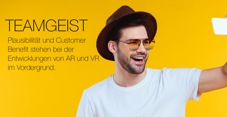 Augmented Reality Unternehmen