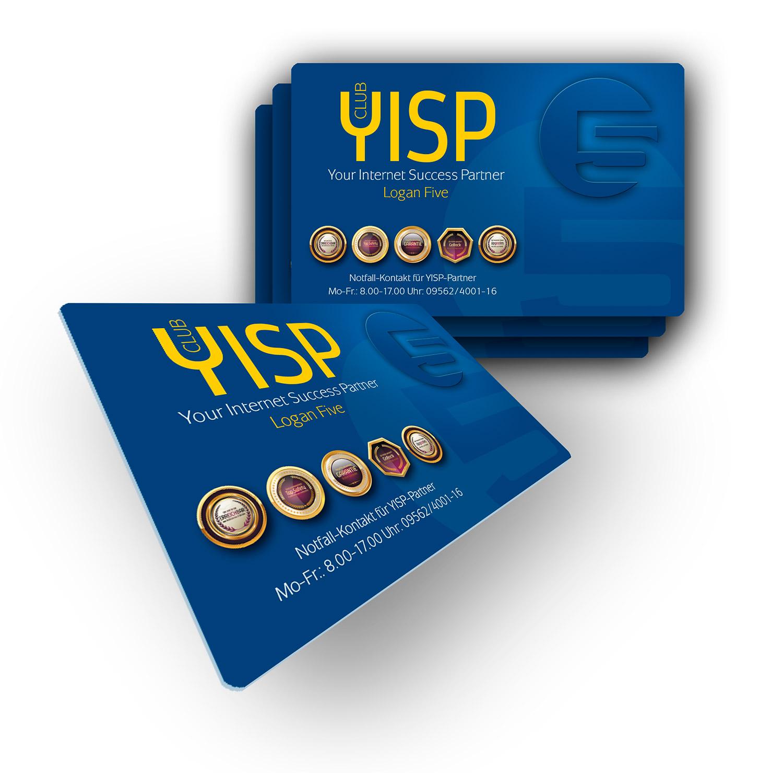 YISP von Logan Five, Webseitenpflege