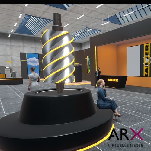 Virtueller Showrooms ARX