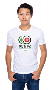 Logo Design Sushi Bar Coburg