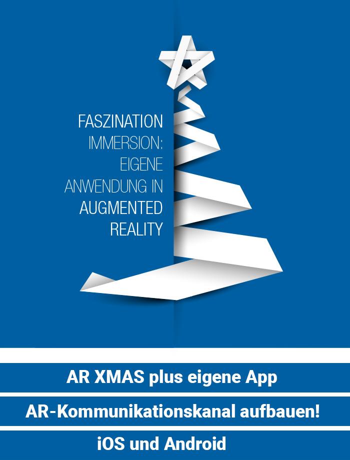 Digitale Weihnachtskarte 2021 von Logan Five